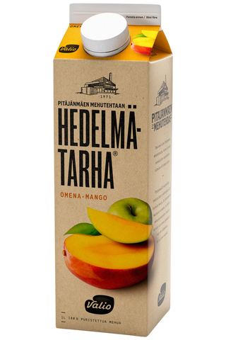 Valio Hedelmätarha omena-mangomehu 1 l