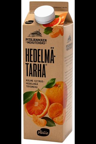 Valio Hedelmätarha kolme sitrushedelmää...