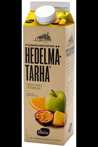Valio Hedelmätarha Tropiikki täysmehu 1...