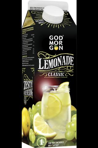 God Morgon Lemonade nektari 1L