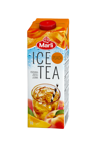 Marli Ice Tea Peach persikkajääteejuoma...