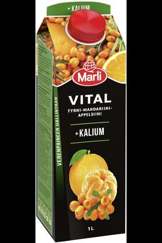 Marli Vital Tyrnimarja-mandariini-appelsiini...