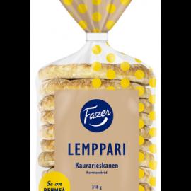 Fazer Lemppari 310 g 12 kpl Kaurarieskanen...