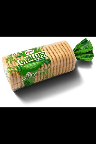 Pågen Oivallus! rukiinen vehnäpalaleipä...