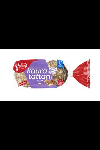 Kaura-tattarileipä 360…Vaasan Kaura-tattarileipä 360 g