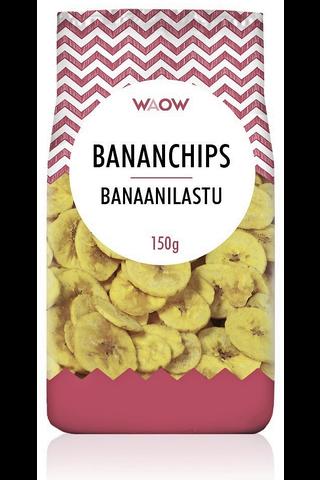 150 g Banaanilastu