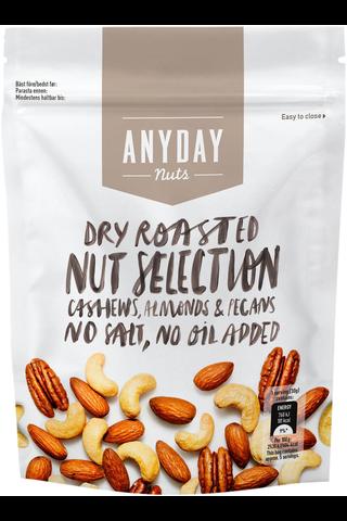 Anyday Nut selection pähkinäsekoitus 140g