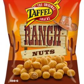 Taffel Ranch Nuts kuorrutettu maapähkinä...