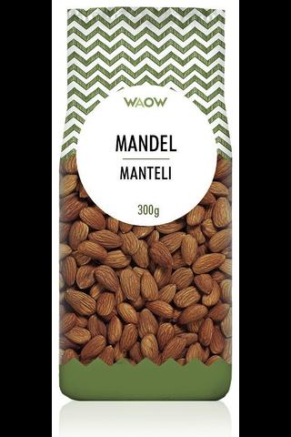 300 g Manteli