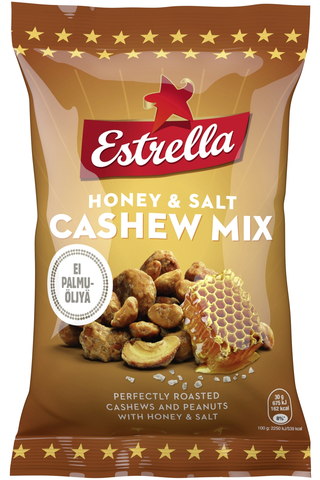 Honey & Salt Cashew Mix