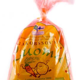 Porkkanapussi luomu 500 g