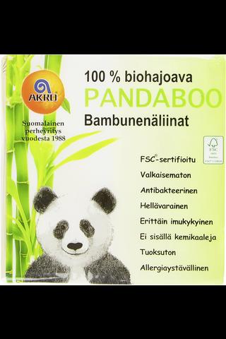 Bambunenäliinat