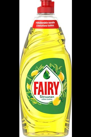 Fairy 500ml Naturals Sitruuna astianpesuaine