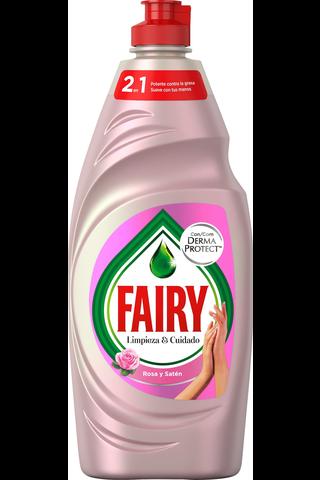 Fairy 500ml Rosa&Saten astianpesuaine