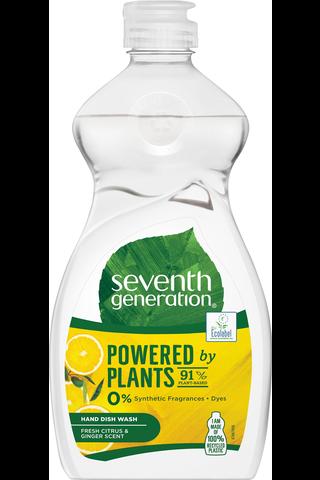 Seventh Generation Tiskiaine Fresh Citrus...
