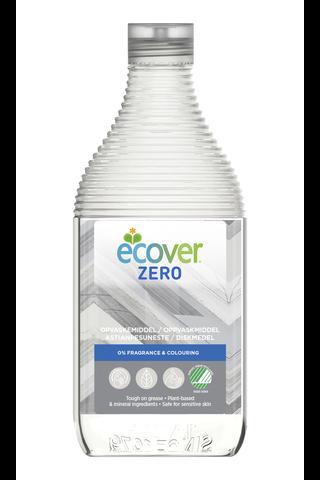 Ecover Zero 450ml astianpesuneste