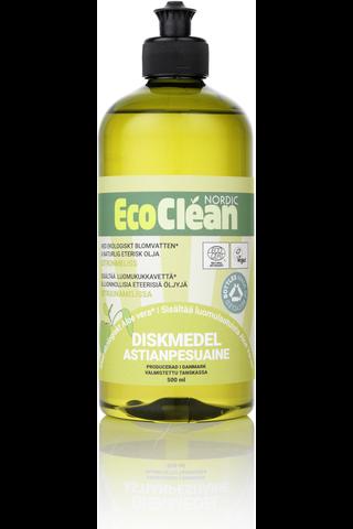 Eco Clean 500ml Sitruunamelissa Ast.pesu
