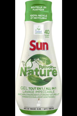 Sun Konetiskigeeli All-in-1 White Vinegar...