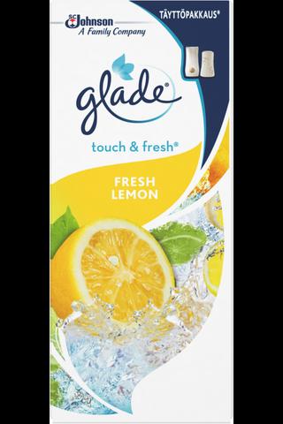 Glade Touch & Fresh Fresh Lemon ilmanraikastimen...