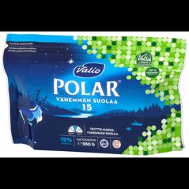 Valio Polar Vähemmän suolaa 15 % e550 g...