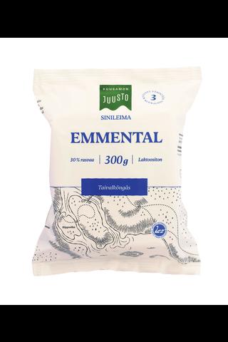 Kuusamon Juusto sinileima Emmental 300 g