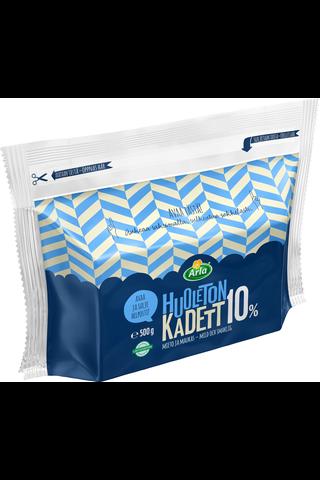 Arla Huoleton Kadett 10% 500 g