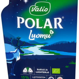 Valio Polar Luomu 15 % e270 g viipale