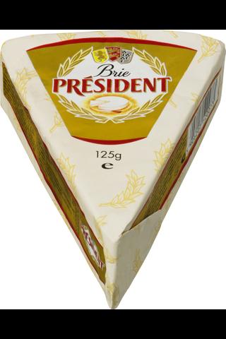 Président 125g Brie juusto