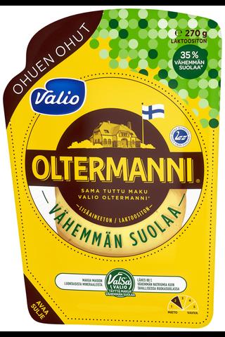 Valio Oltermanni ohuen ohut e270 g viipale...