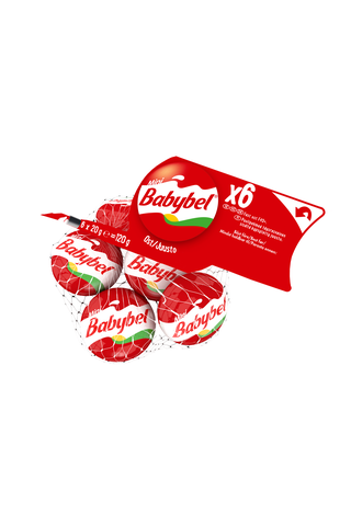 Mini Babybel 120g juusto