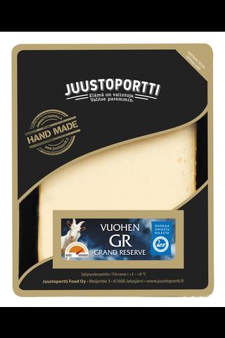 Juustoportti Vuohen Grand Reserve juusto...