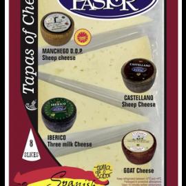 Quesos El Pastor 180g Espanjalainen juustolajitelma