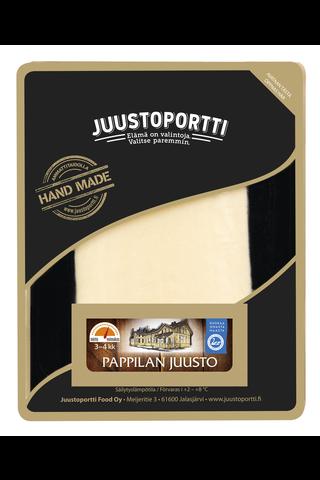 Juustoportti Pappilan juusto 175 g laktoositon