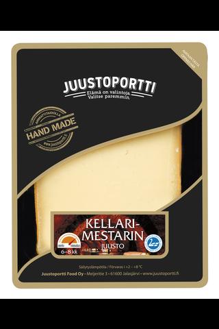 Juustoportti Kellarimestarin juusto 175 g...