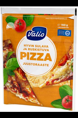 Valio pizzajuusto e150 g raaste