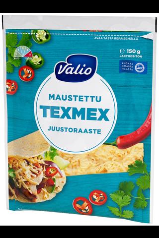 Valio TexMex juusto e150 g raaste