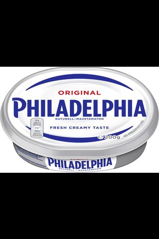 Philadelphia 200g Original tuorejuusto