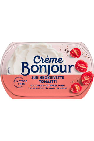 Crème Bonjour 200g Aurinkokuivattu Tomaatti...