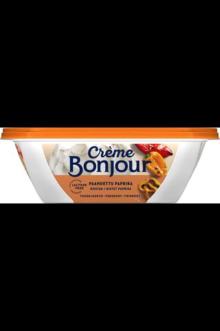 Crème Bonjour 200g Paadettu Paprika tuorejuusto...