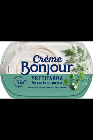 Crème Bonjour 200g Yrttitarha tuorejuusto...