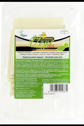 Porlammin vege plus viipaleet 150 g