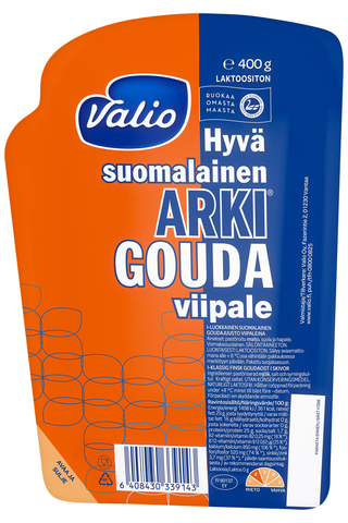 Valio Hyvä suomalainen Arki goudaviipale...
