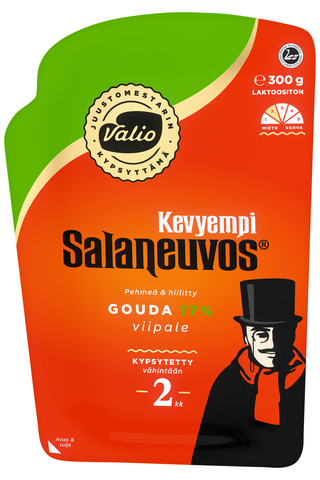 Valio Salaneuvos 17 % e300 g viipale