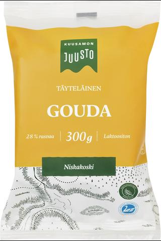 Kuusamon Juusto Gouda 300 g