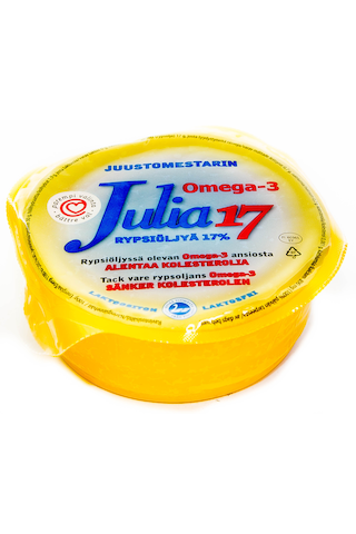 Juustoportti Julia rypsiöljyvalmiste 17...