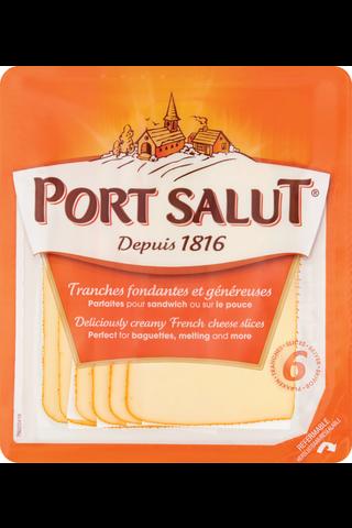 Port Salut 120g puolikova juusto siivutettu