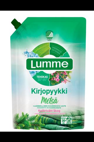 Lumme Kirjopyykki Metsä pyykinpesuneste...