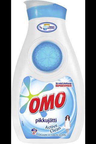 Omo Pyykinpesuneste Pikkujätti Active Clean...