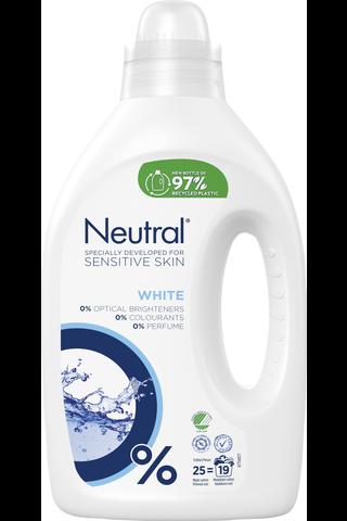 Neutral Pyykinpesuneste White 1 L