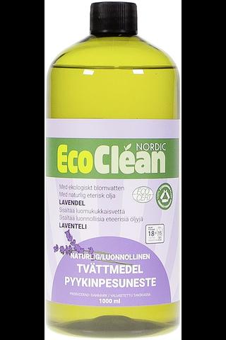Eco Clean 1l pyykinpesuneste laventeli